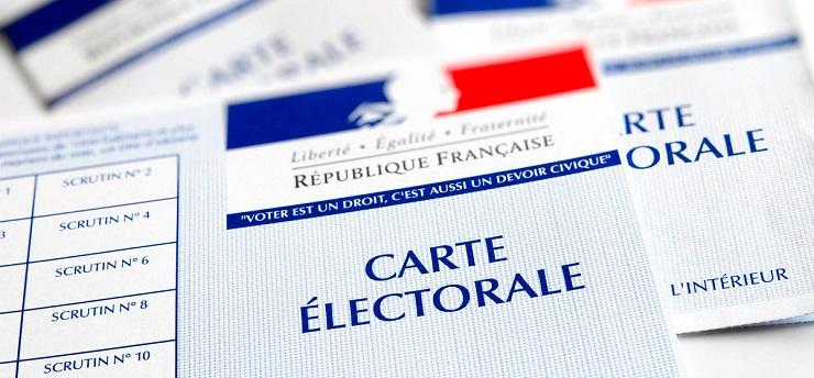 Inscription électorale - Vérifiez la !